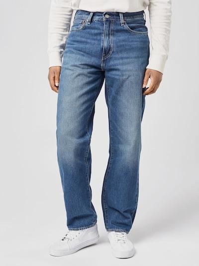 LEVI'S Jeans ' Stay Loose Denim ' in blue denim, Modelansicht