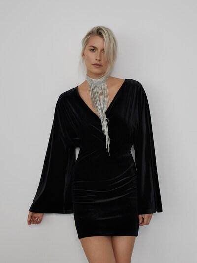 LeGer by Lena Gercke Robe de cocktail 'Talea' en noir, Vue avec modèle