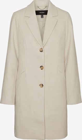 VERO MODA Manteau mi-saison en beige chiné, Vue avec produit