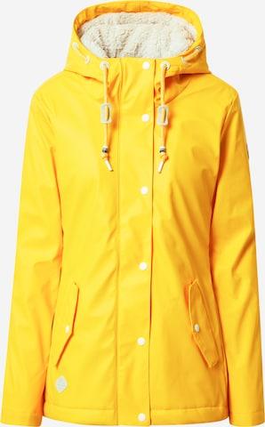 Ragwear Funktionsjacka 'MARGE' i gul