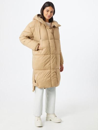 Gina Tricot Mantel in beige, Modelansicht