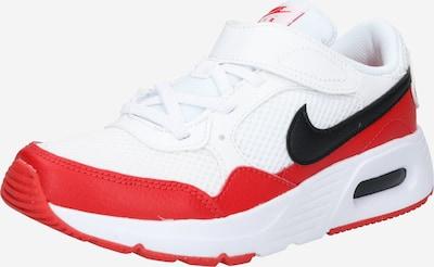 Nike Sportswear Sneaker 'Air Max' in rot / schwarz / weiß, Produktansicht