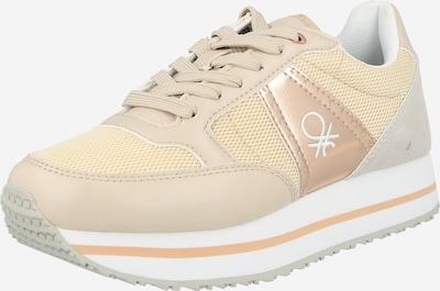 Benetton Footwear Sneaker in beige / sand, Produktansicht