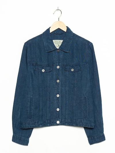 EDDIE BAUER Jeanshemd in M in dunkelblau, Produktansicht