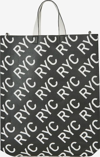 Rock Your Curves by Angelina K. Shopper in schwarz / weiß, Produktansicht