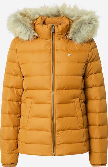 Tommy Jeans Veste d'hiver en beige foncé, Vue avec produit