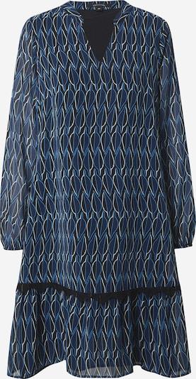 COMMA Vestido en azul / zafiro / negro / blanco, Vista del producto