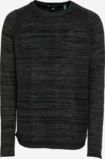 G-Star RAW Džemperis, krāsa - melns, Preces skats
