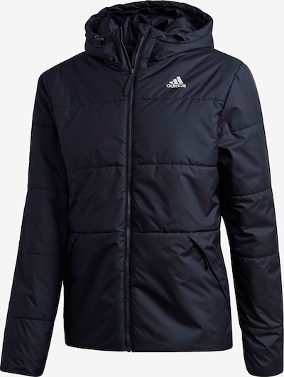 ADIDAS PERFORMANCE Outdoorjas in de kleur Nachtblauw / Wit, Productweergave