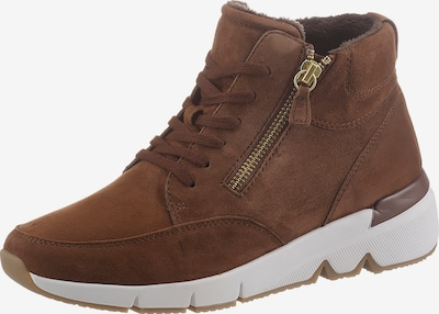 GABOR Lace-Up Boots in Brown, Item view