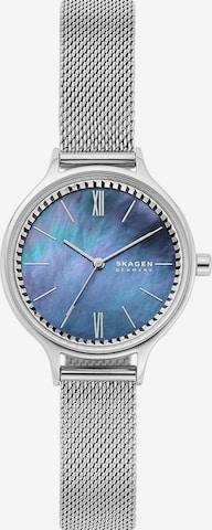 SKAGEN Uhr in Silber