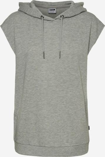 Noisy may Sweatshirt in graumeliert, Produktansicht