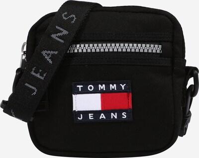 Tommy Jeans Tasche in rot / schwarz / weiß, Produktansicht