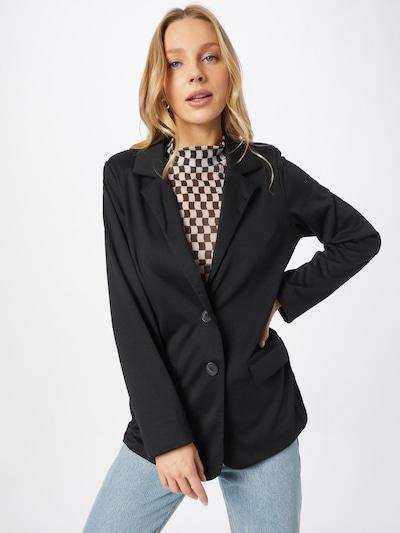 ONLY Blazer 'Tippa' in schwarz, Modelansicht