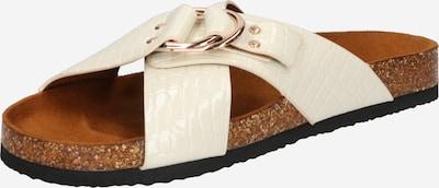 ONLY Pantolette 'MAXI-2' in weiß, Produktansicht
