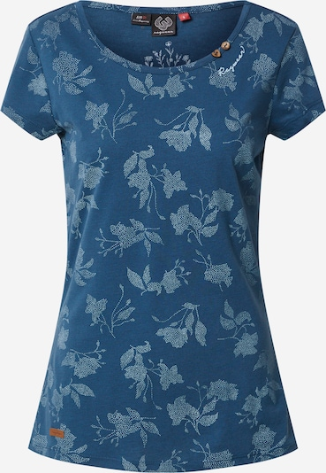 Ragwear T-shirt i pastellblå / vit, Produktvy