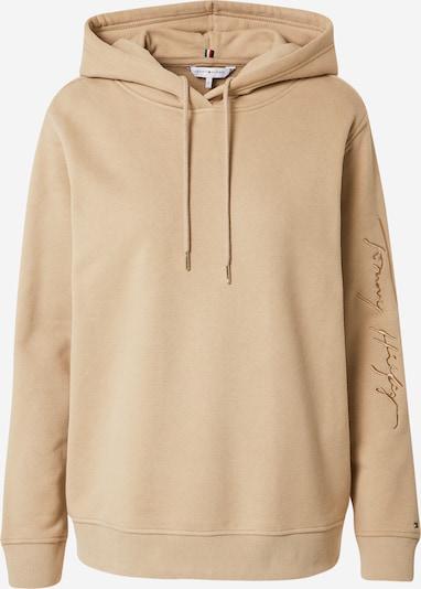 TOMMY HILFIGER Sweatshirt in hellbeige, Produktansicht