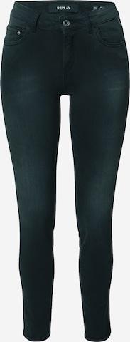 REPLAY Jeans 'FAABY' i svart