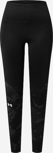 UNDER ARMOUR Pantalon de sport 'Armour' en noir, Vue avec produit