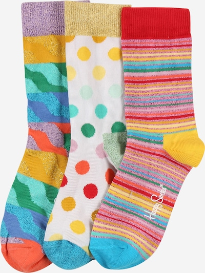 Șosete Happy Socks pe culori mixte, Vizualizare produs
