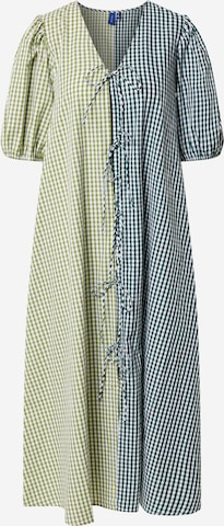 Résumé Kleid 'Frankie' in Grün