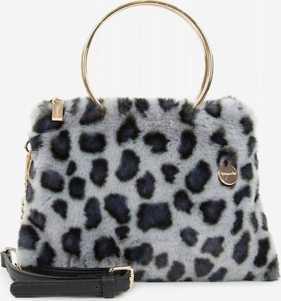 TAMARIS Handtasche 'Beth' in taubenblau / hellblau / schwarz, Produktansicht