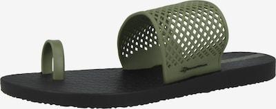 Ipanema Zehensandale in grün, Produktansicht