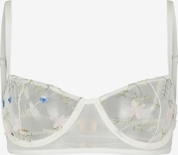 OW Intimates BH 'FLORA' in Wit