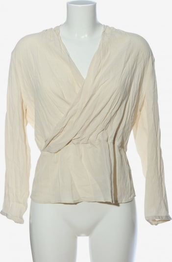 Nice Things Langarm-Bluse in XL in creme, Produktansicht