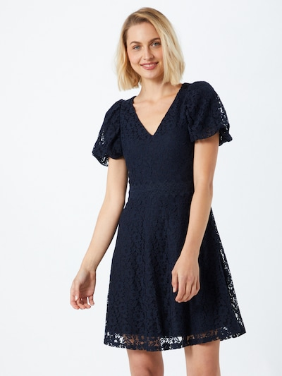 Dorothy Perkins Kleid in navy, Modelansicht
