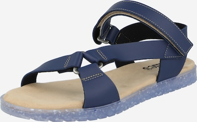 thies Sandale in navy, Produktansicht
