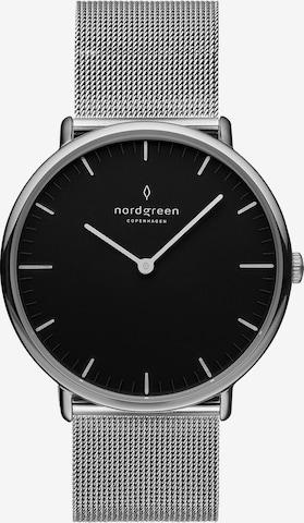 Nordgreen Nordgreen Unisex-Uhren Analog Quarz ' ' in Silber