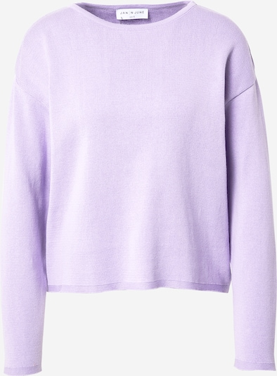 Megztinis iš JAN 'N JUNE , spalva - pastelinė violetinė, Prekių apžvalga
