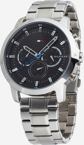 TOMMY HILFIGER Analog Watch 'Casual, 1791794' in Silver