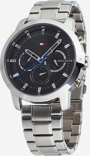 TOMMY HILFIGER Analógové hodinky 'Casual, 1791794' - čierna / strieborná, Produkt