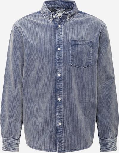 WEEKDAY Риза 'Malcon' в гълъбово синьо, Преглед на продукта