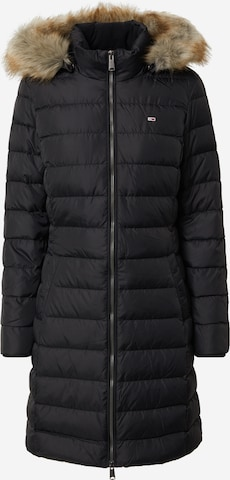 Tommy Jeans Télikabátok - fekete