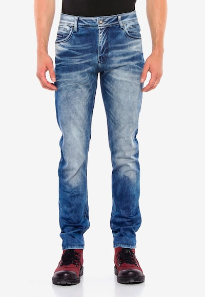 CIPO & BAXX Jeans 'Max' in blau, Modelansicht