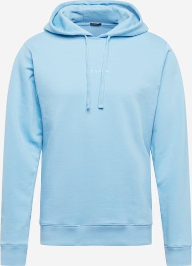 Bluză de molton DENHAM pe albastru deschis, Vizualizare produs