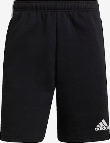 ADIDAS PERFORMANCE Workout Pants 'Tiro' in Black