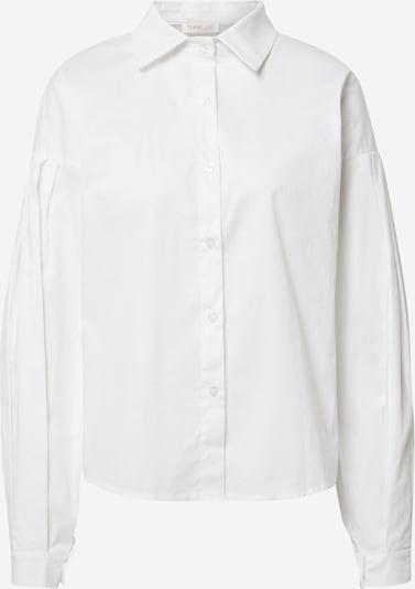 Bluză Femme Luxe pe alb, Vizualizare produs