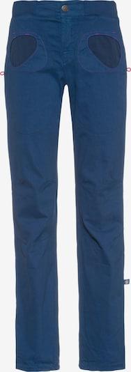 E9 Sporthose 'ONDA SLIM' in blau, Produktansicht