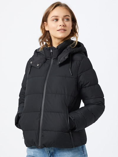 ONLY Jacke 'Silje' in schwarz, Modelansicht