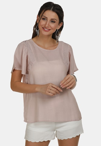 usha FESTIVAL Bluse in Pink