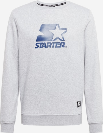 Starter Black Label Sweatshirt i grå