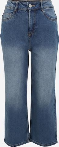 Noisy May Petite Jeans 'GIGI' in Blau