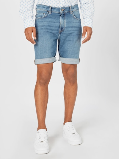 Marc O'Polo DENIM Jeansy w kolorze jasnoniebieskim, Podgląd na modelu(-ce)