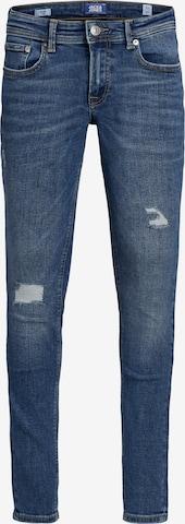 Jack & Jones Junior Teksapüksid 'JJILIAM', värv sinine