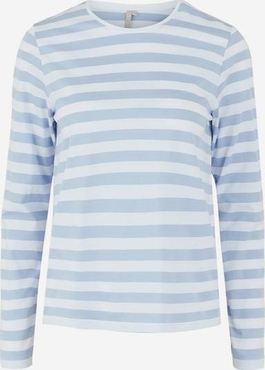 PIECES Shirt in blau / weiß, Produktansicht