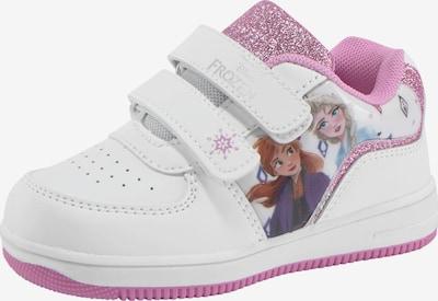 DISNEY Sneaker in blau / pink / weiß, Produktansicht